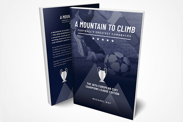 A Mountain to Climb Book Cover