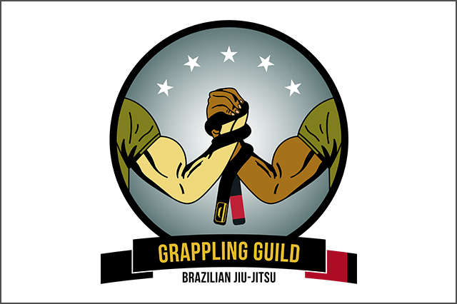 Logo Design for Plymouth Martial Arts club Grappling Guild